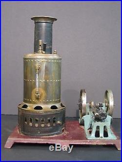 Antique toy Weeden #49 steam engine