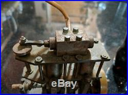 Awesome Antique Adult Model Steam Engine