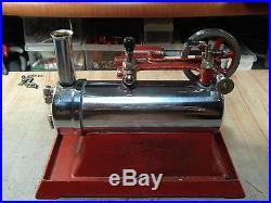 B30 metal ware empire steam engine. Clean smooth running. Model B30