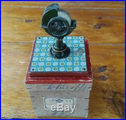 Bing, GBN, Steam Engine Accessory Water Grinding Wheel #9956, Box, Early 1900's