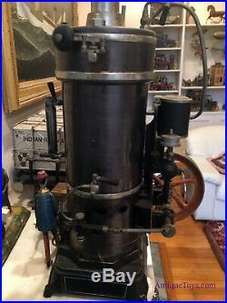 Bing, G. B. N, Steam Engine Extra Large