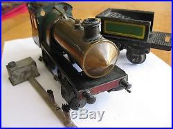 Bing Locomotive Steam Engine, Train & Tender/ Weeden