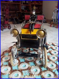 Bing Spyder 1902 Live Steam Engine Dampfmaschine Dampfauto Vapeur Vapor Vapore