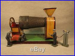Bing Tin Steam Engine Accessory, Sorting Machine, #9956/62, 1902, Lot ST-13