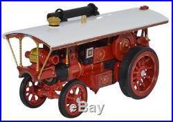 Burrel Fairground Steam Engine Anderton & Rowlands 1/76 00 Scale DieCast Oxford