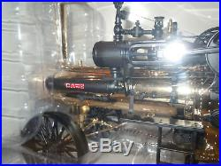 Case Steam Engine 175th Anniversary Gold Edition By Ertl 1/16th Scale