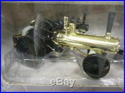 Case Steam Engine & 2594 Set 175th Anniversary Gold Edition by Ertl 1/64th Scale