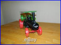 Case Toy Tractor 1/16 Scale Steam Engine Model