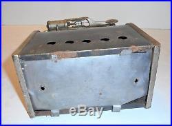 Cast Iron/Pressed Steel The Weeden Eureka No. 32 Toy Tractor Steam Engine