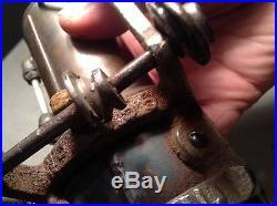 Circa 1900 Weeden Child's Steam Engine Toy Project No. 55