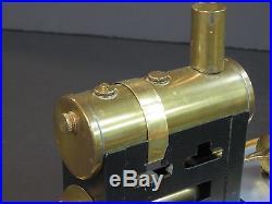 Clydon steam engine- Vintage British toy
