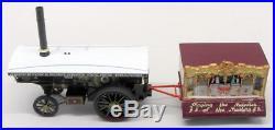 Corgi 1/50 Scale Model Steam Engine CC20503 Burrell Showmans Anderton & Rowlands