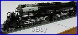 Custom LEGO Train Big Boy Steam Engine Built to Order 9V/PF/MOC