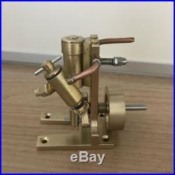 DIY Steam Engine Generator Model Toy Micro Marine Model Power Generator Engine