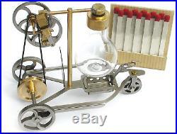 Dampfmaschine Dampf-Dreirad von Hielscher / Steam Engine, Fertigmodell