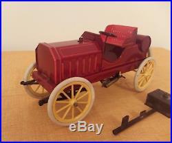 Doll Car Spyder Locomobile Dampfmaschine Live Steam Engine Tin Lokomobile Vapeur
