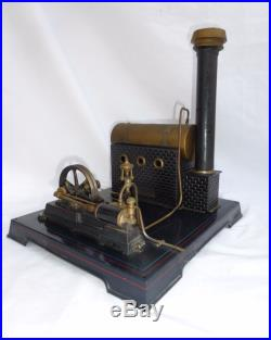 Doll & Co Live Steam Engine Model 368/2