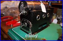 Doll antique steam engine bing