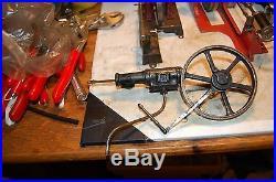 Doll steam engine weeden parts antique stean engine weeden steam