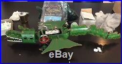 Dragon Tucher Walther, Live Steam, Steam Engine, Tin Toys Germany, German Tin Toy