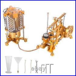 ENJOMOR Watt Steam Engine Reactor Model Scientific Educational Toy for Kids DHL