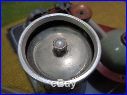 ESTATE VINTAGE GERMAN WILESCO R200 ATOMIC REACTOR STEAM ENGINE DAMPFMASCHINE