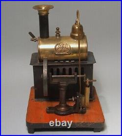 Early 1880s Ernst Plank Steam Engine Germany