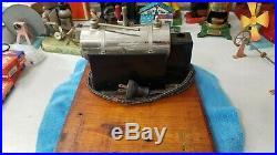 Early Jensen #5 Steam Engine