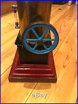 Early Marklin Toy Steam Engine