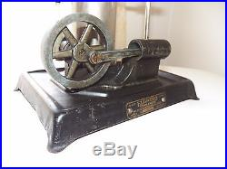 Elektro Toy Steam Engine No. 4603 Electric Powered Excellent Condition RARE
