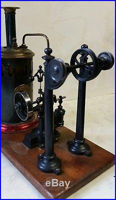 Ernest Plank Live Steam Engine Governor Transmission In Box Made In Germany