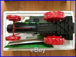 Ertl Millennium Farm Classics Diecast 1/16 Case Steam Engine Tractor NICE