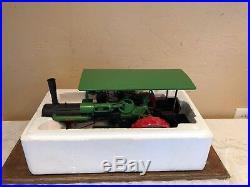 Ertl Millennium Farm Classics Diecast 1/16 J. I. Case Steam Engine Tractor