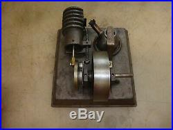 FLAME LICKER SMALL ENGINE Toy Antique Gas Engine Steam Old