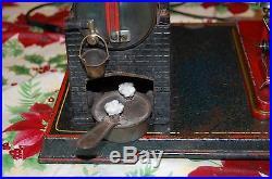 Falk antique steam engine bing steam doll steam engine steam toy