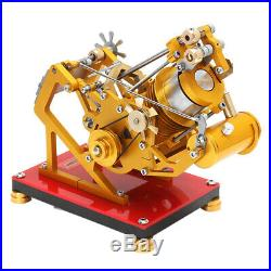 Flame Eater Stirling Engine Steam Heat Power Generator Toy Single-Cylinder