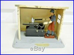 Fleischmann Blacksmith Shop Toy Steam Engine Accessory Made in Western Germany