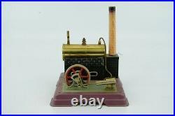 Fleischmann Steam Engine 120/1 Made in West Germany With Original Box