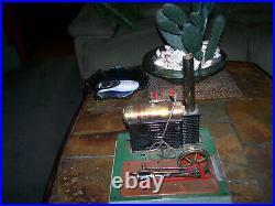 Good vintage Marklin live steam engine