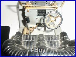 HUGE Mamod SA1L Live Steam Limousine 16 Metal Steam Engine Car Forward & Revers