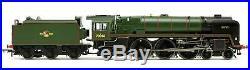 Hornby R3643 Britannia Classic Steam Engine Railway Toy Locomotive Set Green