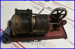 Hot Air Engine Model EMPIRE METAL WARE CORP. USA Toy Steam Engine Vintage 1925