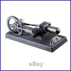 Hot Air Stirling Engine Model Motor Physics Steam Power Educational Toy Kit