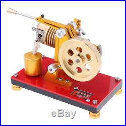 Hot Air Stirling Engine Steam Engines Model Motor Generator Education Toy