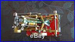 Hot Air Stirling Steam Engine Motor Education Toy Model Collection TZ06 B