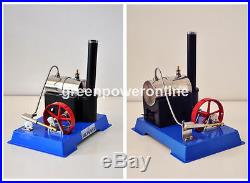 Hot Live Steam Engine Motor Model Education Toy Kit BY01 CA