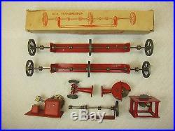 JENSEN H. LANGES LEGETOY- DENMARK- STEAM ENGINE TOOLS & ACCESSORIES-GORGEOUS