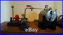 Jensen 1951 model #10 steam engine
