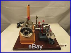 Jensen 20G Steam Engine