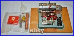 Jensen Dry Fuel Fired Steam Engine Model #76 Style No. 76
